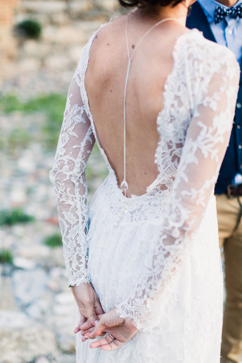 mariage theme provence chic