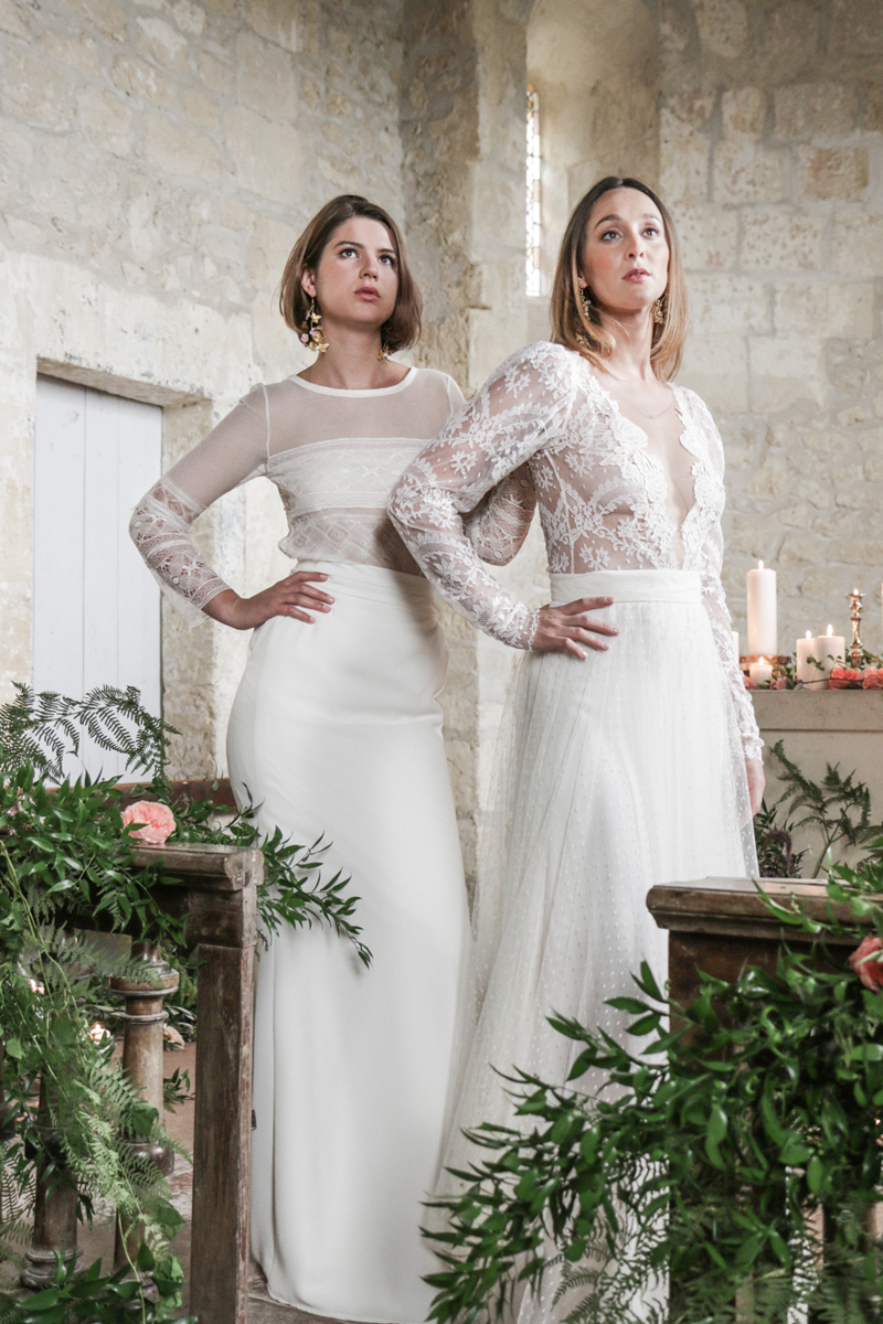 collection robe de mariée 2018 manon pascual